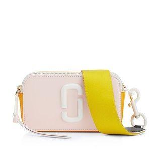 NWT Marc Jacobs Snapshot Ceramic bag baby pink
